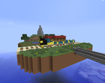 Spirit Train Minecraft by GSVProductions