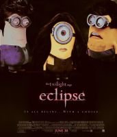 Twilight Minions by radioactivedesigns