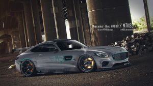 Mercedes- Benz AMG GT by MTK85