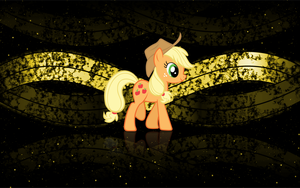 Applejack Wallpaper 2 by DemoMare