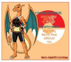 Charmanda Zards by Ebonyleopard