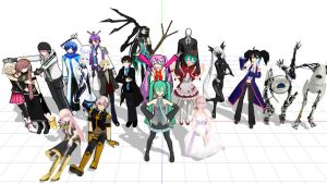 This Is MikuMikuDance by Reon046