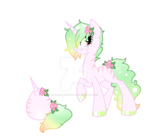 Unicorn adoptable Auction CLSOED by StarDust-Adoptables