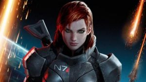 Femshep is now CANON!!! by lezisell