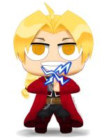 Chibi!Edward Elric by Dead-Love9
