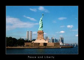 Peace and Liberty by DesertFox07