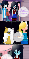 comic adventure time pag 3 by alexi-mia