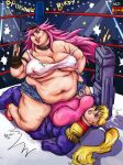 BBW Poison vs Birdy by TheAmericanDream