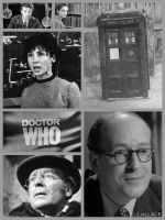 Doctor Who: An Unearthly Child by NoSirAll13