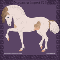 Nordanner Import 827 by ThatDenver
