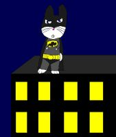 Batman: Fortunate son-Batbunny by notacukoofangirl121