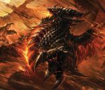 Deathwing the Destroyer by Spacemancer