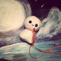 teru teru bozu plushie by Love-Who