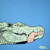 Croc by mondojohn