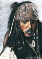 Captain Jack Sparrow by Magic-Realm
