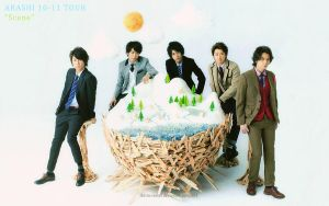 Arashi 10-11 by TheStarseeker