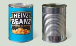 Heinz Beanz Recycle Bin Icon by JollyGreenJustin