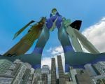 Top Giantess voting winners by MichKon