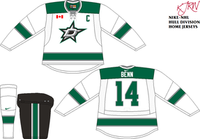 Dallas Stars Home V1 by thepegasus1935