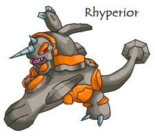 Rhyperior by frogsinmypool325