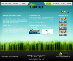 Ecologique Coperation by Hunter-Life