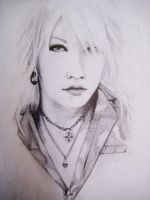 Ruki ~ The Gazette by mgGaze
