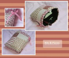 bits and pieces bag by apple-garden