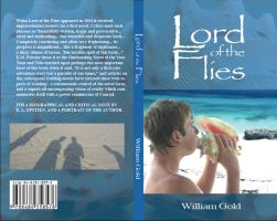 Lord of the Flies Book Cover by tjgitter