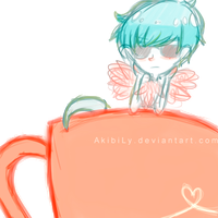 That's not my cup of tea by AkibiLy