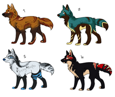 Adopt set 9 [CLOSED] by dizzyAdopts
