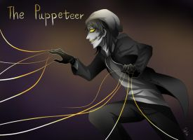 Creepypasta The Puppeteer fan art by DeluCat