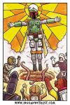 The Ascension of Boba Fett by JasonGoad