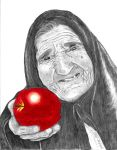 Red Apple Hag by BWald1