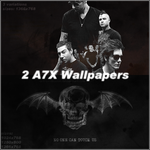 A7X Wallpapers by Art-of-Illusion