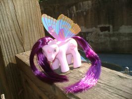 Custom MLP : Alternate Rehair Moonjumper by marienoire