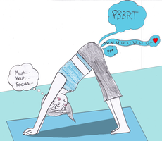 Wii Fit Trainer Farts by MiscBrrts