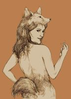 Foxy Lady by prab-prab