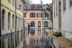 Yesterday in Carouge - Colors and reflections by Rikitza