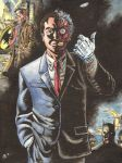 Two-Face by AaronTP