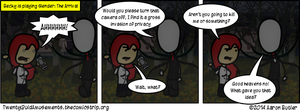 What does a Slenderman do by DanVzare