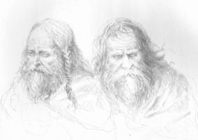 More Dwarves by TurnerMohan