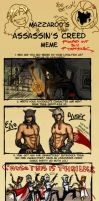 Assassin's Creed Meme by Pygmyink