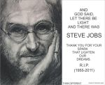 STEVE JOBS FOREVER by RasicART