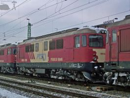 060 DA 2090 PTK Rybnik in Gyor by morpheus880223