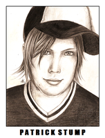 The Illustrious Patrick Stump by Post-Apocolyptica