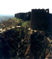 Rohtas Fort - Memories - VII by avernus