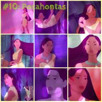 Pocahontas collage by SweetHea