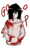 CP: JEFF THE KILLER (_001) by ByPanda