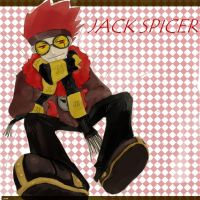 Jack Spicer Again by Oune