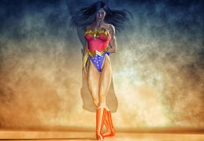Wonder Woman by hiram67